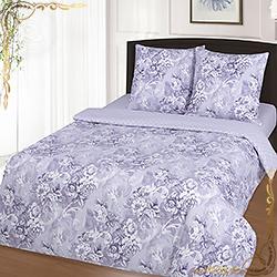 Комплект постельного белья Селена из поплина