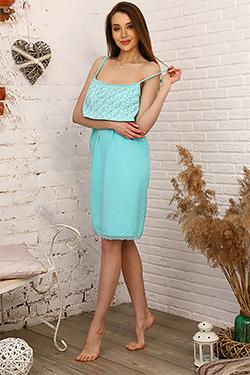 Сорочка ночная для беременных и кормящих мам 31006