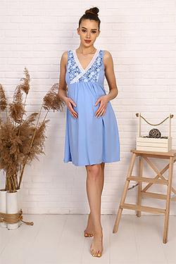 Сорочка ночная для беременных 31008