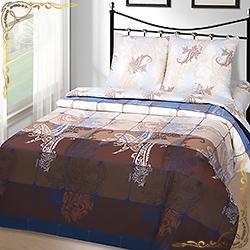 Комплект постельного белья Вельвет из поплина