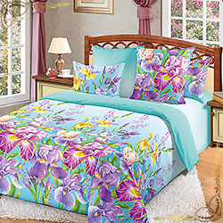 Постельное белье бязь Виолетта