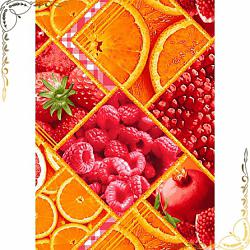 Вафельное полотенце Яркий вкус 50Х70